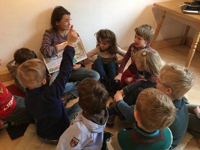 AGNUS-Jugend-Kinder-Winterwerkstatt